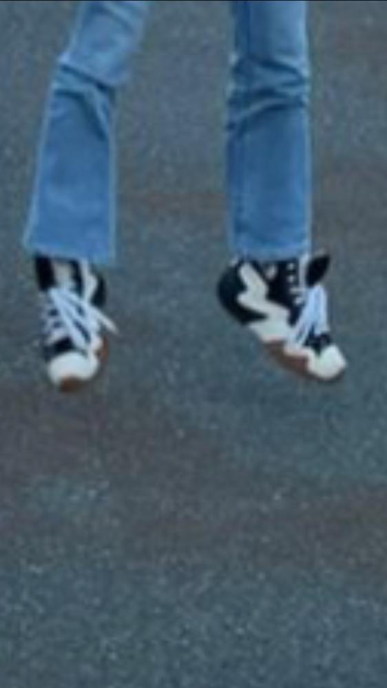 この靴なにか分かる方いらっしゃいますか!?