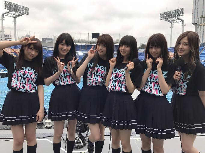乃木坂詳しくないのでこのメンバーの名前を左から順に教えて欲しいです