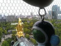 名古屋城のしゃちほこ ???  名古屋城のシンボルといえば「しゃちほこ」ですし、 「しゃちほこ」と言えば名古屋城を連想する人が多いですが、 どうして名古屋城の「しゃちほこ」だけが、 そんなにクローズ...