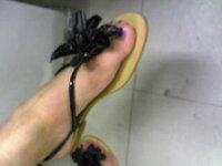 ナチュラルビューティーベーシックNATURAL BEAUTY BASIC のサンダルを探しています。知人が履いていて可愛かったのでどうしても欲しいのですが、見つ かりません。知人は福岡岩田屋の今期セールで買ったとのこと...