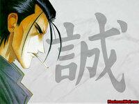 るろうに剣心の斉藤一みたいな髪型にしたいです。美容室でなんと言えばそのように切ってもらえるでしょうか?