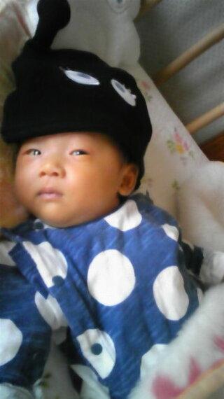 ダウン症,よだれ,息子,ダウン症特徴,赤ちゃん,生後一ヶ月,周産期病棟