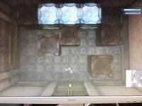 PS3 ニーアレプリカントの質問です。 青年期の石の神殿の、ブロックを動かす部屋(2F)で詰まってしまいました。 クリア手順を教えてください。ブロックが3つ並んでいる部屋です。 すみません宜しくお願い致します。