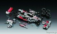 デアゴスティーニのマクラーレンF1車を8倍で作ると本物が完成しますか? これです http://deagostini.jp/site/mcl/pretop/index.html