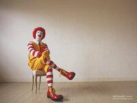 怖いドナルド マクドナルドのうわさをお聞かせ下さい」