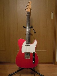 Fender JAPAN(フェンダージャパン)テレキャスターのシリアルとモデル名についての質問です。 先日購入したテレキャスターですが2点質問があります。  1.シリアルについて ネック裏には「MADE IN JAPAN」の刻印...
