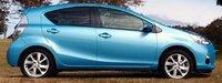 添付のトヨタ アクアの燃料タンク容量は、何リットルなのでしょうか。