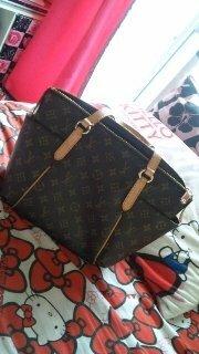 このLOUIS VUITTONの鞄のサイズ分かる方教えて下さい!!
