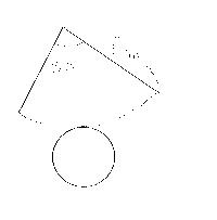 下の円すいの底面の半径の求め方 どうやって、求めれば良いのですか? 分かりやすく教えてくださいませんか? 図が汚くて、ごめんなさい。