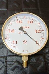 よくわからないので教えて下さい。 負圧計にて「-0.1MPa」というのがMAX値で表記されています。 これはPaで値を表すといくつになるのでしょうか? 負圧計なので、0を大気圧としているのだと思います。