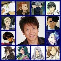 井上和彦さんの声のキャラクターの画像があったんですが、この画像のにゃんこ先生から順にキャラクターの名前右から教えてください!