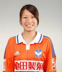アルビレックス新潟レディースの期待の選手は、阪口萌乃(SAKAGUCHI Moeno)選手ですか?
