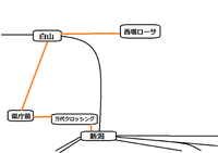 新潟市中央区に地下鉄を作るには、何会社の社長になればよいですか?  http://detail.chiebukuro.yahoo.co.jp/qa/question_detail/q14108824934  http://detail.chiebukuro.yahoo.co.jp/qa/question_detail/q12108752032 下の図は、地下鉄の主要候補駅です。 新...