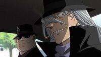 この名探偵コナンのジンとウォッカのシーンは「漆黒の追跡者」のどの辺のシーンですか?  詳しく教えて下さい。