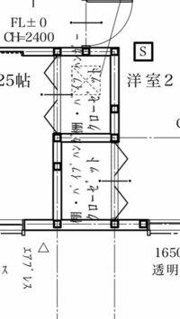 新築工事が着工し、基礎が完成しました。 で、確認申請が通った後ですがこの画像のクローゼットの位置を入れ替える変更は軽微なものにあたるでしょうか?