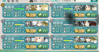 艦これ E-4のボス手前マスについて 編成と装備上の問題で敗北覚悟でスルーする方針なのですが 陣形は何がお勧めですか?
