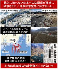 『3月のセシウム月間降下量、東京都が全国汚染第3位! 福島、群馬に次いで』2014.5.1. ⇒ まだ今もセシウムが降り注いでいる! 6年後に東京に来るオリンピック選手にも吸わせる気か? こんな状況で、なんで原発再稼働なのか?  再稼働の前に、まず、放射性物質の空中への放出を完全に止めるべきでは? 止められないなら、再稼働などもってのほかでは?    ・・・  『3月...