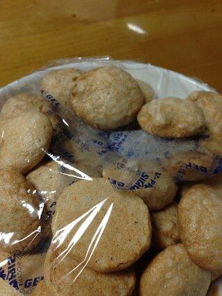 ベタベタ メレンゲ クッキー