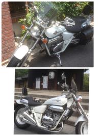 V TWIN MAGNA S(白についての質問です 最近、従兄弟からこのバイクを譲ってもらいましたが、乗らないので売りにだそうと考えてるのですがネット見積もりをだしても目安しかわからずオークションにて20万から即決...