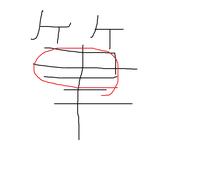 漢字 こめ へん