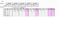 タイムカードをエクセル計算する際の質問です。 定時時刻 7:45(C6)~17:15(D6) 残業開始 17:15(E6)~0:00(F6) 休憩時間1 10:00(G6)~10:15(H6) 休憩時間2 12:00(I6)~13:00(J6) 休憩時間3 15:00(K6)~15...