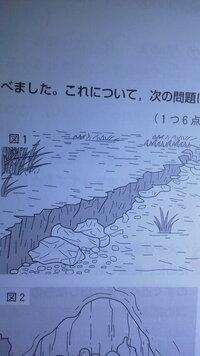 【小6理科】地割れと断層の区別がつきません。  テキストの図の件です。両者の定義は以下のように確認しております。  ●地割れ 地震・日照りなどで,地面に割れ目ができること。また,その割れ目。 ●断層 地...