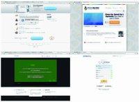 インターネットを開くと別タブで広告が表示されて困っています。 いつ時からか、google chromeでもsafariでもインターネットで画面(リンクや検索タブ等)をクリックすると、別タブが勝手に開きます。  mac keeper(アドレス:mackeeperapp2.mackeeper.com)というページが最も多いのですが、他にもFilesFetcherやvideostripeという...
