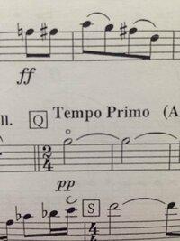 ピッコロでこのハーモニクスはどうやって吹きますか?
