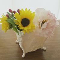 ヒマワリ 以外 のお花の名前を教えて下さい!