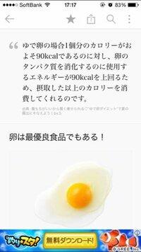 一個 カロリー ゆで 卵