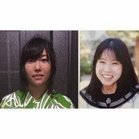 右の女性と左の女性どっちの顔立ちが綺麗ままたは可愛いと思いますか?左の写真は18年程前のものなのであくまで顔立ちで比べて、意見と理由をお聞かせください。  誹謗中傷はお控えください。