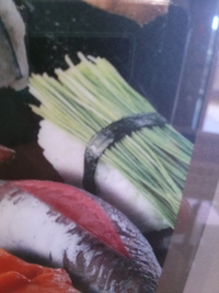 ちよだ鮨の寿司について。 この写真の寿司ってなんですか?