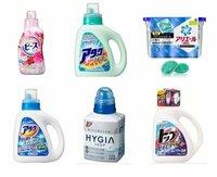 あなたの使っている洗濯洗剤を教えてください。  気に入ってる点やこれはだめだったというものもありましたら教えてください。  我が家は、ニュービーズとアタック バイオEXの液体洗剤が定番です。 匂いが...