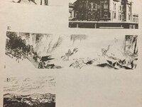 この絵画の作者と作品名教えてください! 日本史の宿題なのですが、 絵なので調べ方も無く困っています(・_・;