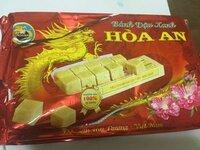 ベトナムのお菓子 画像のベトナムのお菓子が何のお菓子なのか、主成分は何かを教えてください。 知り合いに貰ったのですが、私は好き嫌いが中身が分からないと怖いのです。 知り合いはそれを知ってますが、とにか...