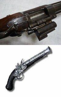 前装式の小銃・拳銃と後式の小銃・拳銃、どちらが自作しやすいのでしょうか?