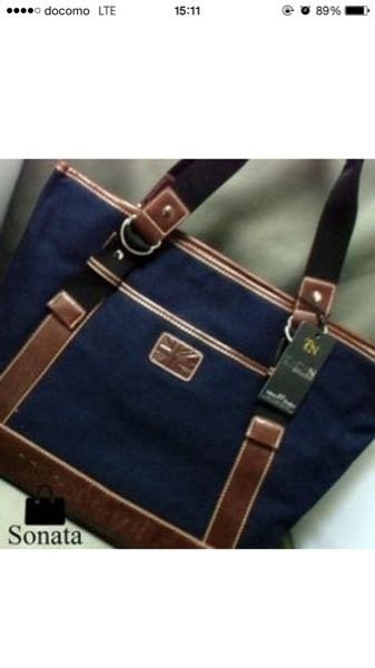 TCNの鞄(画像)を買ったのですが、女子大生が持つには変ですか? かなり大きくてしっかりしてて...