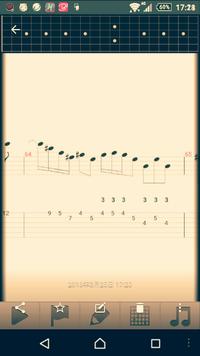 単音フレーズをオルタネイトで弾く場合、空振りをどこで入れるのかわからないのですがどうしたらわかりますか? 画像のフレーズだと、入りはアップなのですが、そのまま空振りを入れずに弾くと最後がダウンになってしまいます(自分の場合)