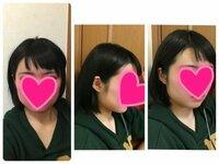 エラ張りの人の髪型について。高1の女子です。私は顔がでかい上にとんでもなくエラと頬骨が貼っています(筋肉ではなく、ガチ骨です。お肉もありますが...)。 小学校の頃気付いてからものすごいコンプレックスで、今までボブで誤魔化してきました。  ところが最近髪が伸びてきて、結ばなければならない長さになってきました。 結んだらエラを隠すことができません。 でもロングにしたいので切りたくないし。。  ...