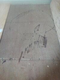 クッションフロアの下地について二点教えて下さい。  ■やりたいこと 築35年戸建て木造の二階部屋を、カーペットからクッションフロアに変更しています。全て絨毯を外して、高さ調整および防 音対策の為、新た...