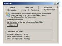 教えて下さい。  Outlookのフォルダーがサーバーフォルダーと同期されません。  よろしくお願いいたします。