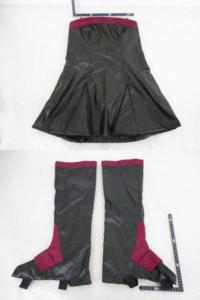 コスプレ衣装だと思うのですが、  何のキャラクターの衣装か、教えてください。