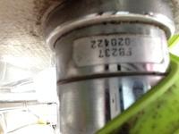 MYMの分岐水栓について。  食洗機の購入を検討しているのですが、型番を検索しても出て来ません。 型番は FB237 020422 なのですが、FB237までしか出て来ません。 FB237に合うものなら良い のでしょうか? 古いものなので良くわかりません。 詳しい方よろしくお願い致します。