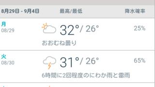 当たる 天気 ディズニー シー