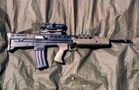 l85a1とl85a2では、どちらが好きですか?性能ではなく銃の形など。私はa1です。