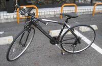 このクロスバイクをドロップハンドルにしてロードバイク風にしたらどー思いますか?