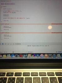 C言語の、二つの実数の和の二乗と差の二乗を求めるコードですが、どう直せばいいでしょうか
