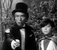 半世紀前のテレビ番組「悪魔くん」で登場した悪魔メフィストの衣装が、どことなく超正統派ユダヤ人と似ている様に感じます。あくまでテレビ番組とは言え、もしかしたら何か関係があって、原作者(水木しげる)が描いた のだろうと思いますが、どなたかご存知の方がおられましたら、宜しくお願い致します。