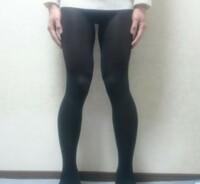 黒タイツを履いてプチ女装をしてみました! どう思いますか?(画像有り)