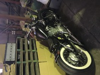 このバイクはボバースタイルと言ってもいいものでしょうか!?  違うとしたら、足りない物はなんでしょうか?